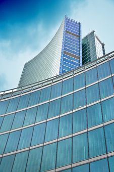 Free Skyscraper Lombardy Region Building In Milan Expo Stock Photo - 20603200