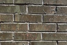 Free Wall From A Facing Gray Brick Stock Photos - 20604013
