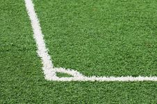 Free Football Touchline Royalty Free Stock Photography - 20604337