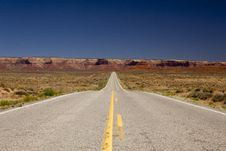 Free Never Ending Road Royalty Free Stock Photo - 20604525