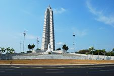 Free Revolution Square,Havana, Cuba Stock Images - 20604754