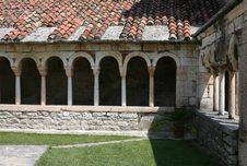 Free Cloister Royalty Free Stock Image - 20605506