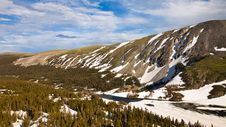 Free Indian Peaks Wilderness Stock Image - 20605801