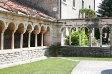 Free Cloister Stock Images - 20606044