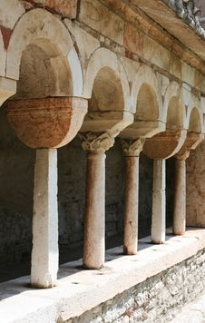 Free Cloister Royalty Free Stock Photos - 20606078