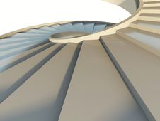 Free Abstract Staircase Detail Stock Image - 20606271