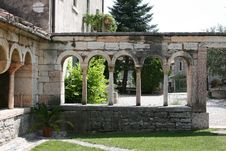 Free Cloister Royalty Free Stock Photos - 20606598