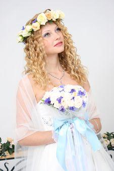 Free Bride. Stock Photo - 20606950