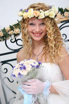 Free Bride. Royalty Free Stock Photos - 20606998