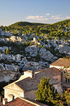Free Les Baux-de-Provence Stock Images - 20607374