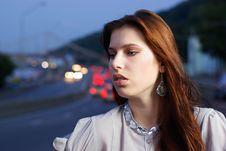 Free Fashion Shoot Of Young Women Stock Image - 20607381