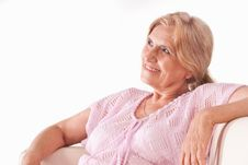 Free Nice Aged Woman Stock Images - 20607514