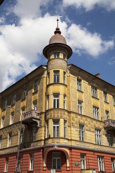 Free Ljubljana In Slovenia Royalty Free Stock Image - 20607886