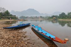 Free The Boats In The River Stock Photo - 20608480
