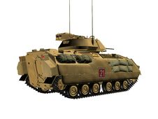 Free Army Tank Royalty Free Stock Photos - 20609088