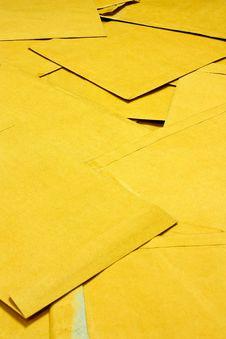 Free Brown Envelope Stock Images - 20609104