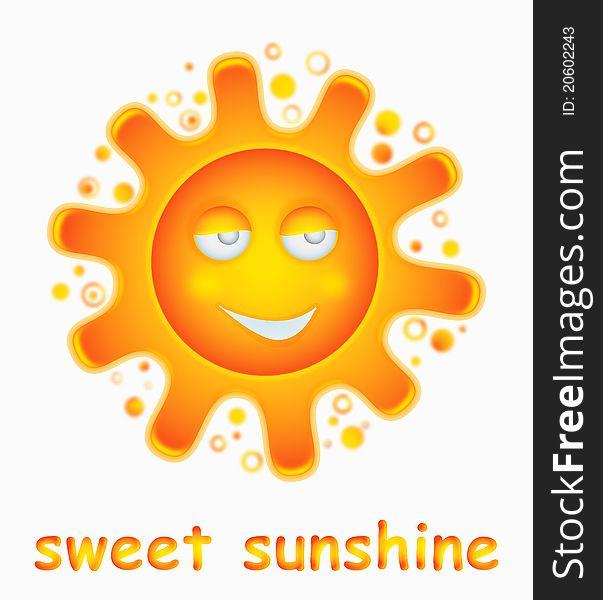 Sweet happy sunshine