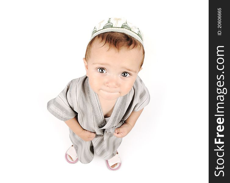 Muslim Arabic Little Cute Boy Free Stock Images Photos 20606665 Stockfreeimages Com