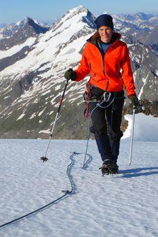 Free Mountain Ascent Stock Photos - 20611713