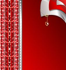 Free Red-gray Variation With A Golden Pin Stock Photo - 20611820