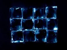 Free Ice Cubes Stock Photo - 20612260