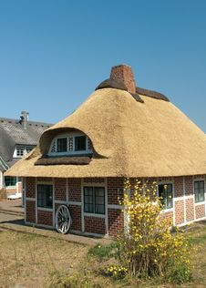 Traditional German House Royalty Free Stock Photos