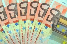 Free Euro Banknotes Stock Photography - 20612972