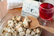Free Still-life With Cheese Royalty Free Stock Photos - 20613018
