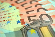 Free Euro Banknotes Stock Images - 20613064