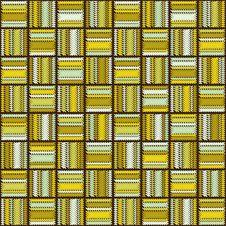 Free Seamless Retro Mosaic Pattern Royalty Free Stock Photos - 20613178