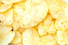 Free Potato Chips Royalty Free Stock Images - 20613939