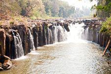 Free Tad Pha Suam Waterfall Stock Image - 20614261