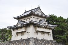 Free The Japanese Fort Of Nagoya Castle Stock Photo - 20614530