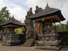Free Balinese Temple Stock Image - 20614821
