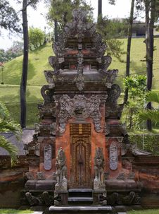 Free Balinese Architecture Royalty Free Stock Photo - 20614845