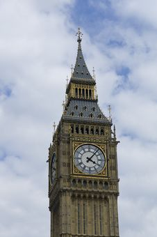 Free Big Ben, London Royalty Free Stock Photos - 20614908