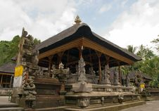 Free Balinese Temple. Stock Image - 20614941