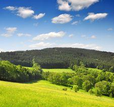Free Spring Landscape Stock Images - 20615104