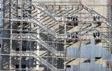 Free Metallic Constructions. Royalty Free Stock Photos - 20615388