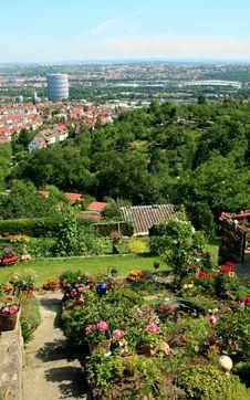 Free Stuttgart Stock Image - 20615391