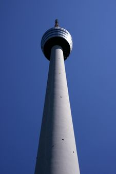 Free TV Tower Stock Image - 20615451