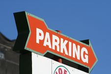 Free Parking Stock Photography - 20615682
