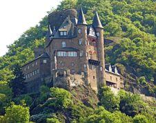 Free Burg Katz Royalty Free Stock Image - 20615936