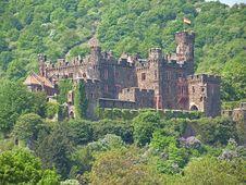 Free Burg Reichenstein Royalty Free Stock Photo - 20616025