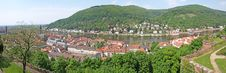 Free View Of Heidelberg Royalty Free Stock Photos - 20616578