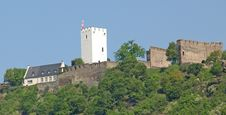 Free Burg Sterrenburg Royalty Free Stock Image - 20616696