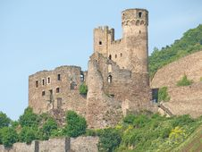 Free Ruine Ehrenfels Stock Photography - 20617612