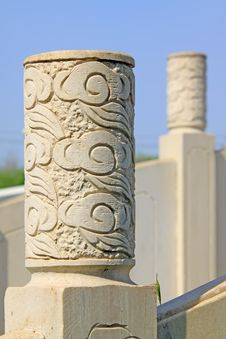 Free Stone Bridge Stigma Top Stock Photo - 20618480