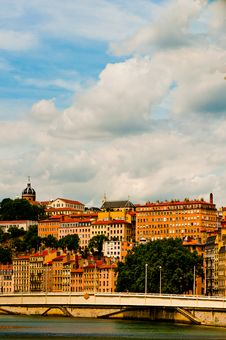 Free A Slice Of Lyon France Royalty Free Stock Images - 20618979