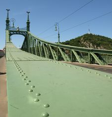 Free Freedom Bridge Stock Photography - 20618992